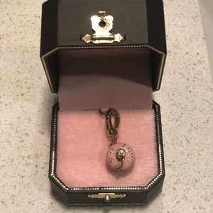 Authentic Juicy Couture Cupcake Charm